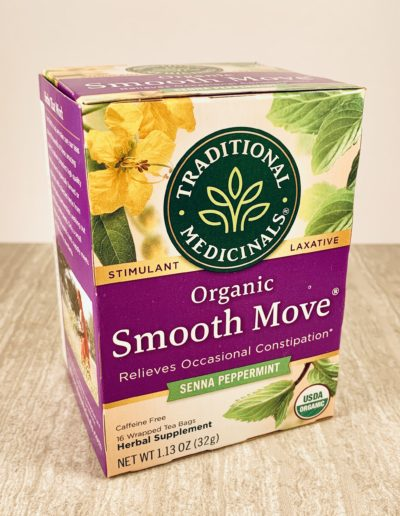 Traditional Medicinal Tea Organic Smooth Move