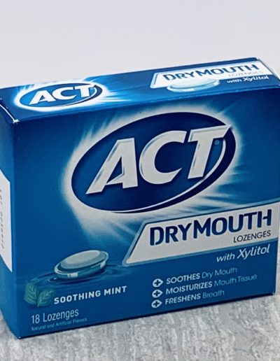 ACT Drymouth Lozenges