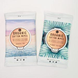 organic wipes